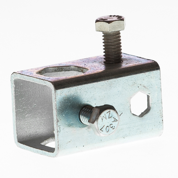 Bracket - One Piece with Hex Bolts   EAL MFG